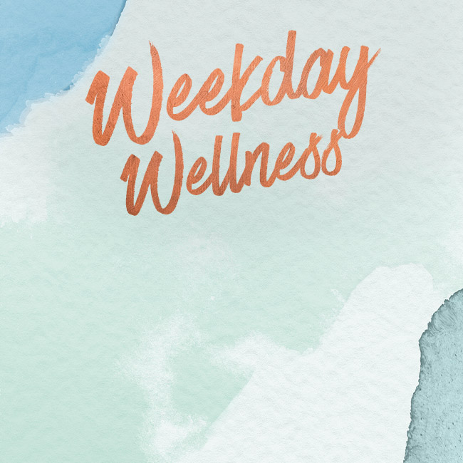 Weekday Wellness at The Victoria