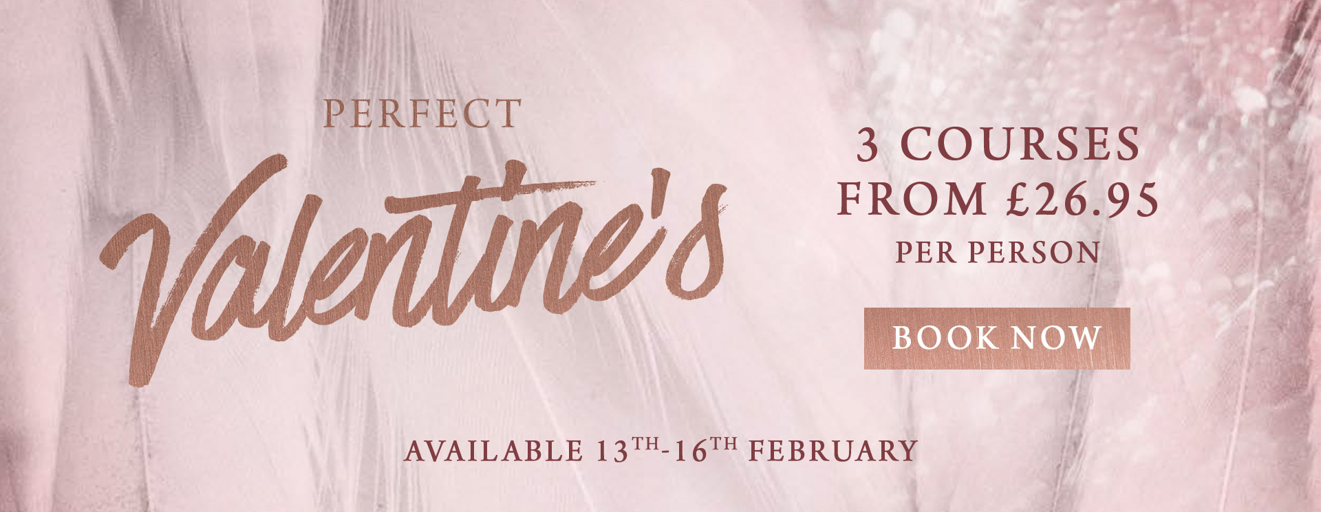 Valentines at The Victoria